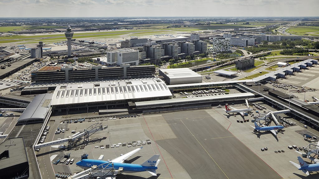 Direct (non-stop) flights from Amsterdam, Schiphol (AMS ...