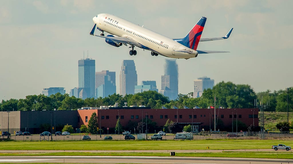 Direct (non-stop) flights from Minneapolis St Paul (MSP