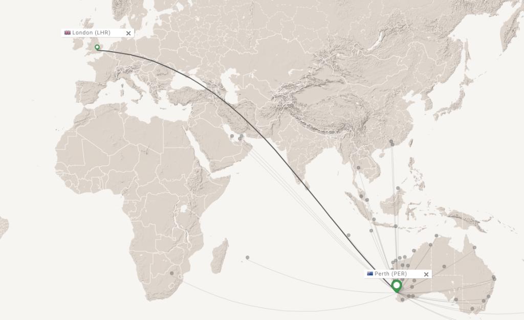 10 Longest flights in the world (2019) - by flight time ...